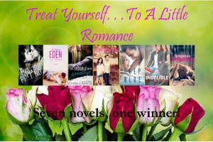 Treat yourself to a little romance banner