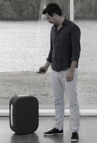 Hop, la maleta que te sigue automticamente