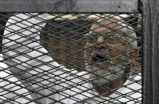 Brotherhood head, 682 others, tried in Egypt after mass death sentence