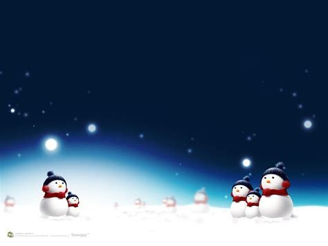 Background For Computer Christmas