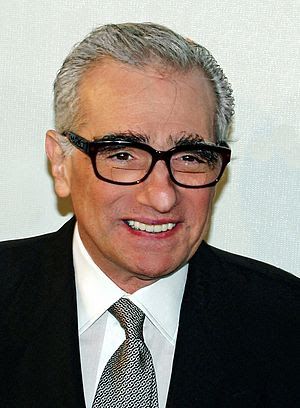 Scorsese at the Tribeca Film Festival, 2007