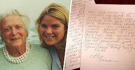 Jenna Bush Hager pens sweet letter to grandmother Barbara Bush