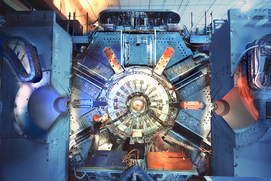 Scientists Narrow Down the Search for Dark Photons Using Decade-Old Particle Collider Data