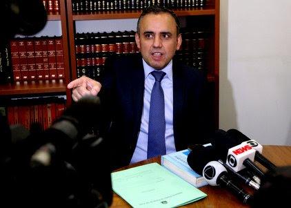 Coletiva Gaema - Dr. Silvio