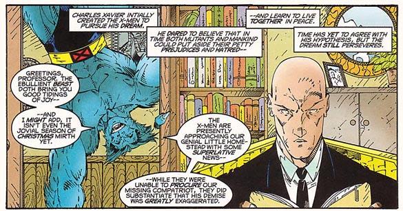 X-Men #25