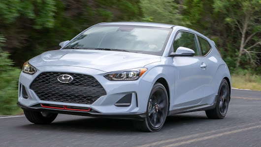2019 Hyundai Veloster Turbo road test review and specs - Autoblog
