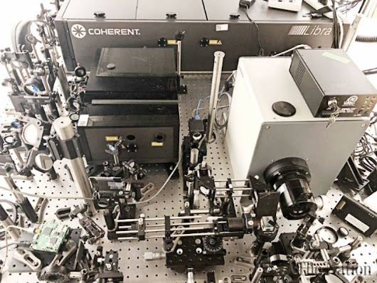 Lasers Just Gave us the World's Fastest Camera