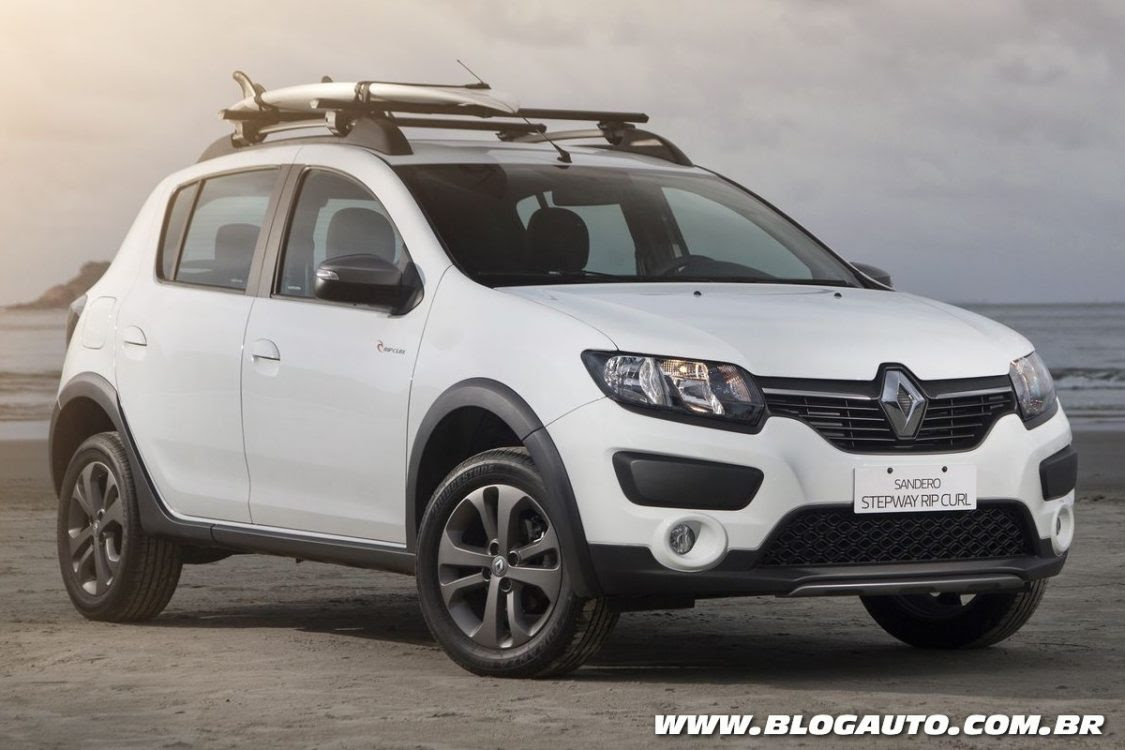 Sandero Stepway 2016 | 2017 - 2018 Best Cars Reviews