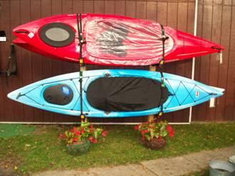 Kayak & Canoe Storage