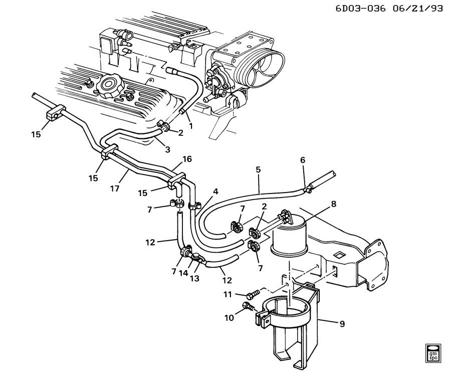 Wiring Database 2020: 29 2004 Chevy Impala Exhaust System