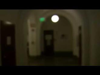 Actividad Paranormal Captada por un Guardia de Seguridad