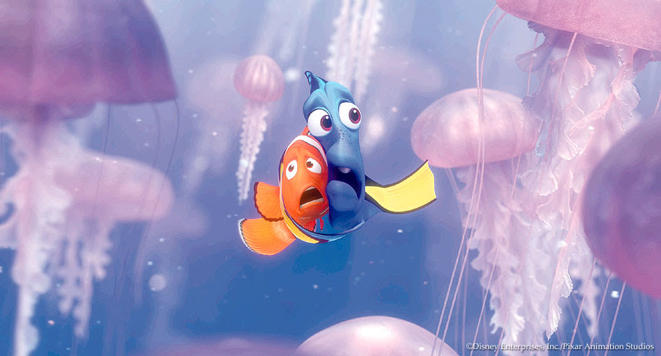 Image result for finding nemo jellyfish