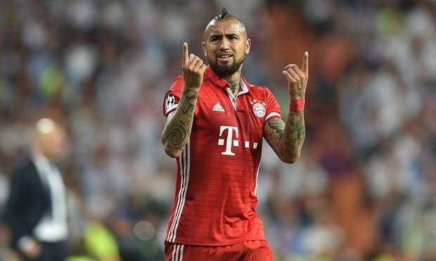 Transfer news: Chelsea, Manchester United in battle for £31m-Bayern Munich midfielder, Arturo Vidal
