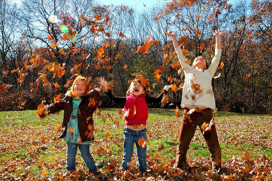 101 Awesome Fall Activities for Kids!