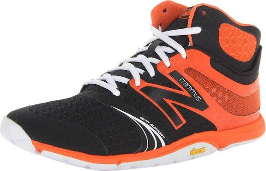 New Balance Men's MX20v3 Minimus Mid-Cut Training Shoe Review - Crossfit Guide