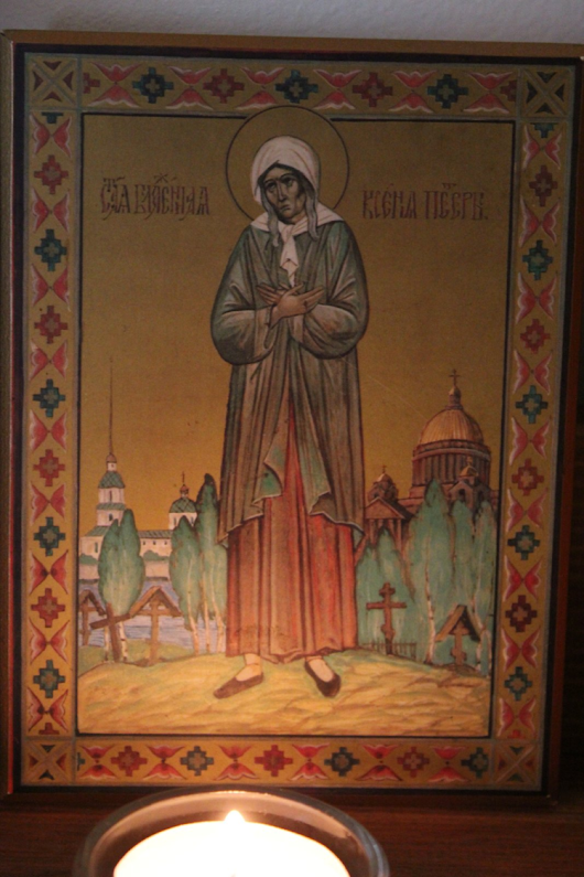 St Xenia and what prayer can look like | Conciliar Post