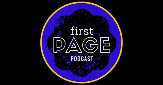 first page podcast by first-page-podcast on iTunes