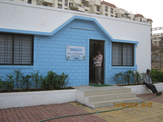 Site Office - Visit Suyog Aura Warje Pune 411052