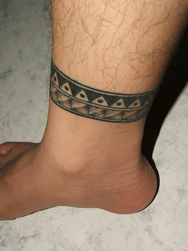 Tatuajes Tribales En El Tobillo Tatuajes Y Tattoos
