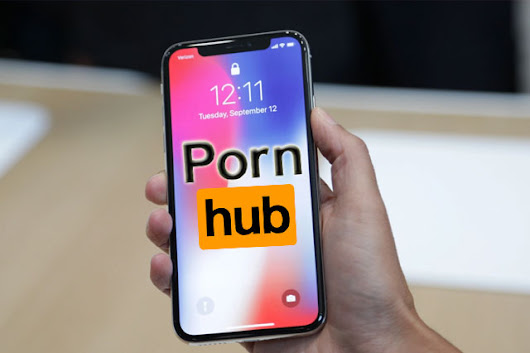 Pornhub Details Uncover Apple Fans Went Crazy For The iPhone X