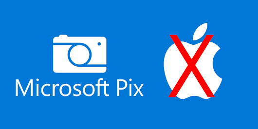 Microsoft Pix is a better iPhone camera than Apple's