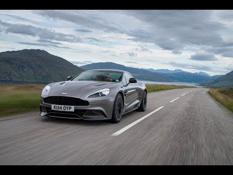 First Drive: 2015 Aston Martin Vanquish & Rapide SFinally putting the super in these super cars | Hooniverse