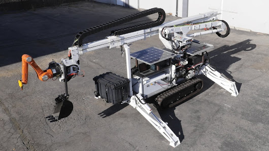'Absolutely going to explode': Construction robotics poised to take off