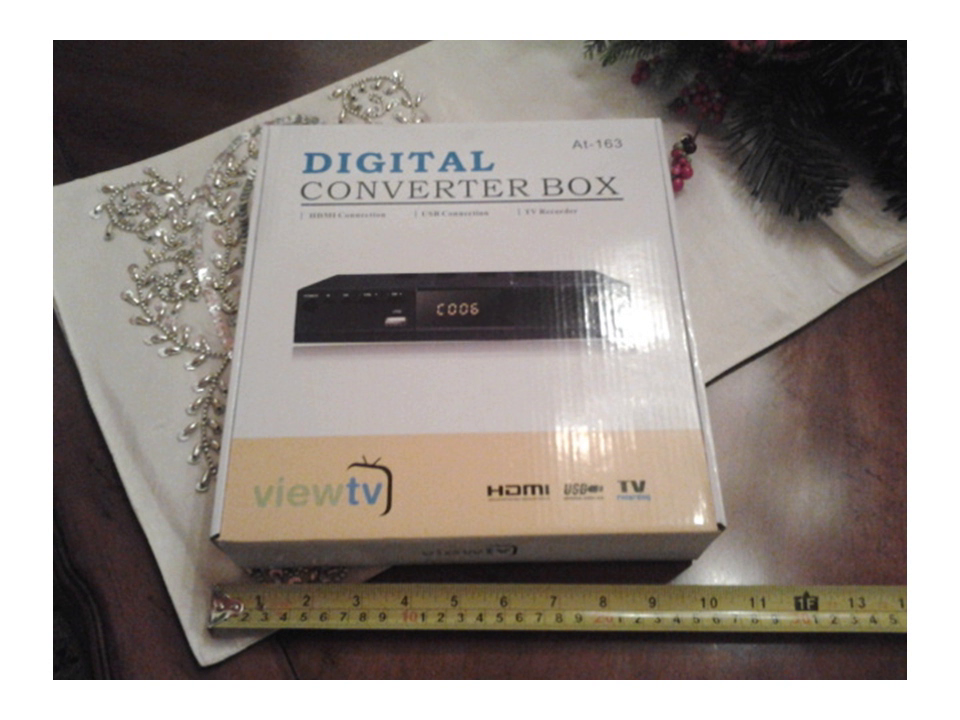 Amazon.com: Customer Reviews: Viewtv AT-163 ATSC Digital TV ...