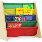 Tot Tutors Kids Book Rack