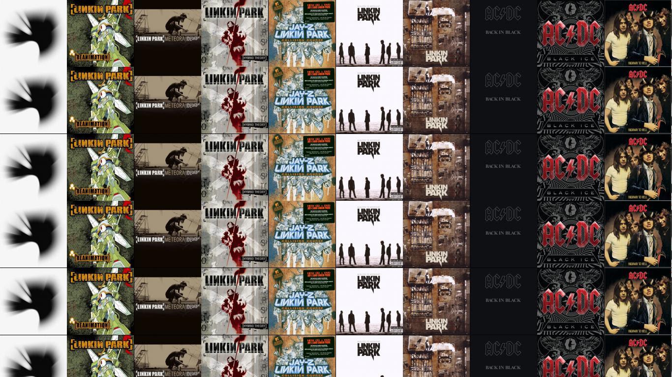 Linkin Park Thousand Suns Ranimation Meteora Hybrid Theory