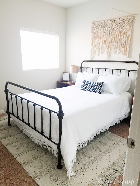 Guest Room Progress Update - Dwell Beautiful