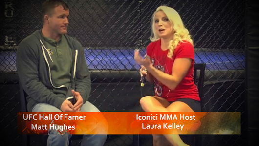 One on One With UFC Hall Of Famer Matt Hughes