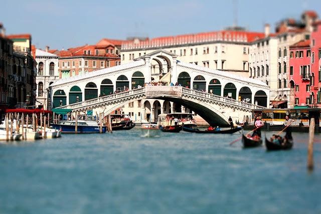 Rialto Bridge Venice TS