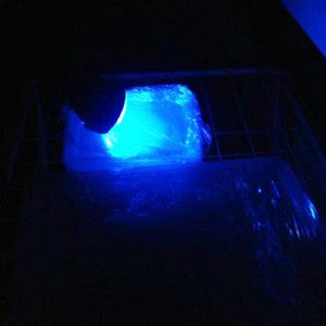 Paso 13 - lámpara UV