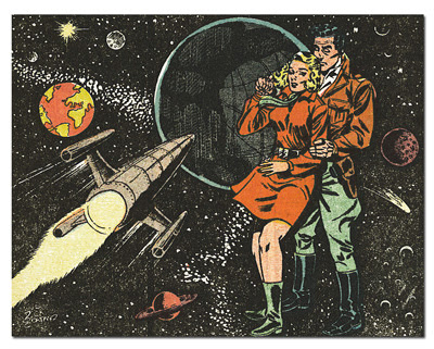 Space Adventures #7 - Transformation