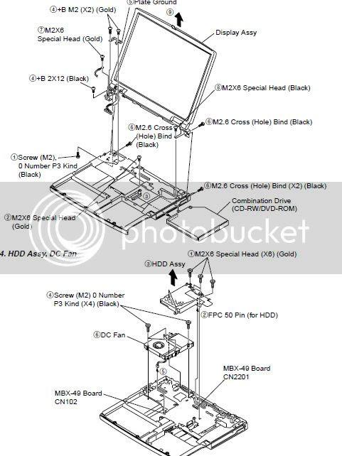 acer laptop manual repair