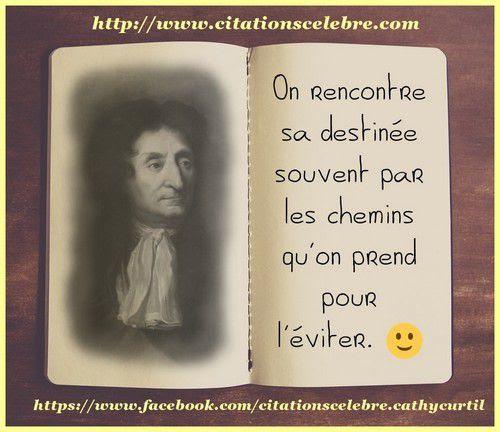 Citation De Jean De La Fontaine Citations Célèbre Phrases Cultes