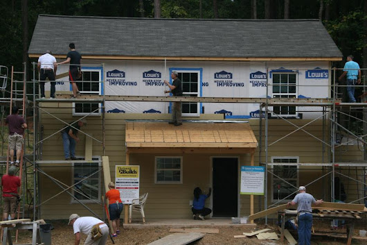 Habitat for Humanity-North Central Georgia to celebrate 300th home build with gala