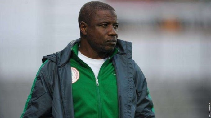 NFF reappoints disgraced Salisu Yusuf as Super Eagles assistant coach three years after bribery ban