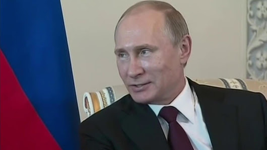 Welcome back, Putin: Russian leader says life is 'boring without gossip'