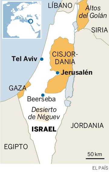 Israel ciberconquista el desierto