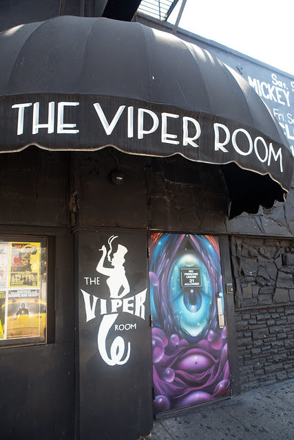 The Viper Room, Los Angeles