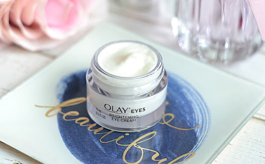Ditch Those Dark Circles With The New Olay Brightening Eye Cream