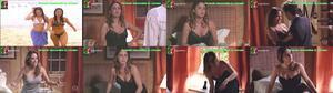 Fernanda Vasconcellos sensual em vários trabalhos