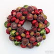 How to make an ornament wreath ~ Madigan Made { simple DIY ideas }