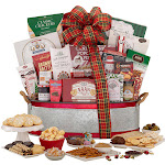 Wine Country Warmest Greeting Holiday Basket