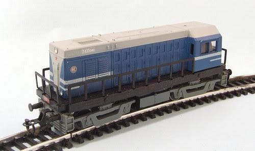 BR107 Diesel
