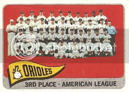 #572 Baltimore Orioles Team