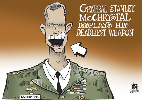 Cartoon by Randy Bish