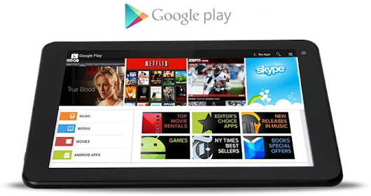 Descargar Play Store para Tablet - Play Store